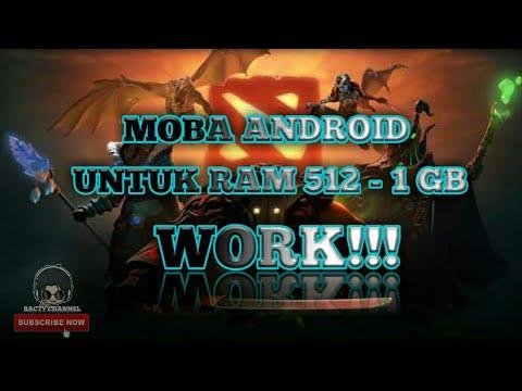 Game Moba Untuk Ram 512 Mb Work Youtube