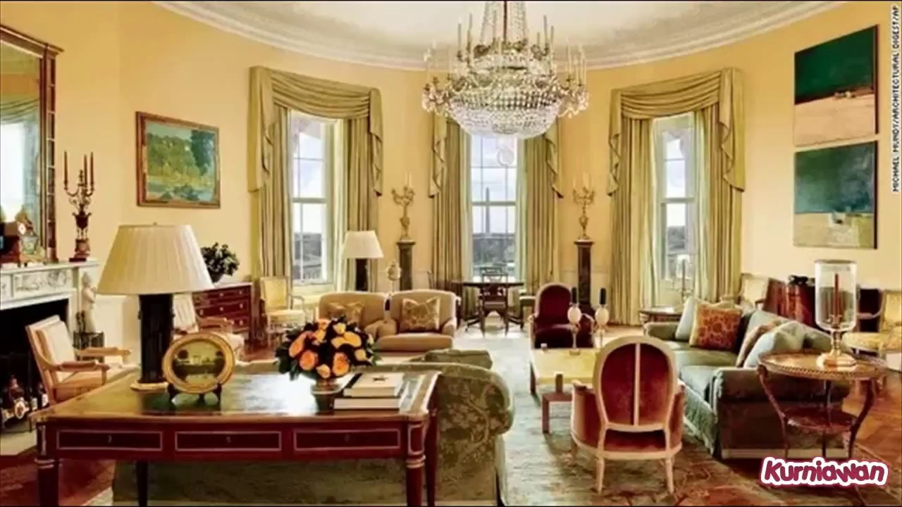 Bedrooms in The White House