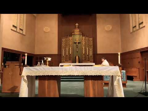 Holy Thursday Mass  ✟  St. Mary Star Of The Sea Church  ✟  April 9, 2020