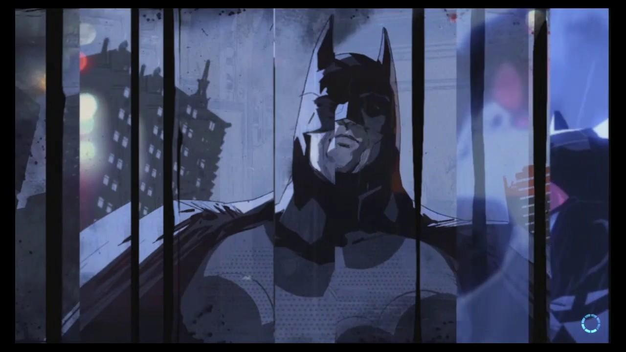 Batman Arkham Origins How To Unlock All Concept Art