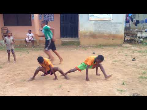 Knack Am - Yemi Alade | Ikorodu Street Kids Dance ( Dream Catchers)