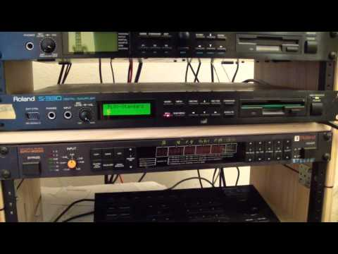 Do It Yourself Musician #8 - Roland Sampler Auction Finds