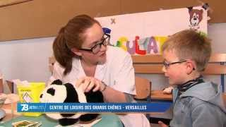 Hôpital des nounours : où comment faire pour que les enfants aient moins peur de l'hospitalisation ?