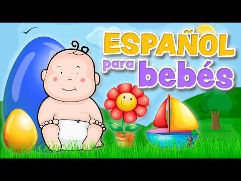 Spanish for babies & toddlers (Español para bebés y niños)