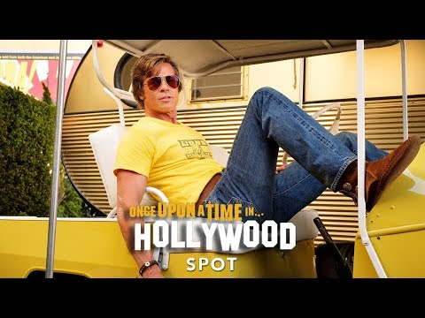 "ONCE UPON A TIME… IN HOLLYWOOD - Connected Male 30"" - Ab 15.8.19 im Kino!"