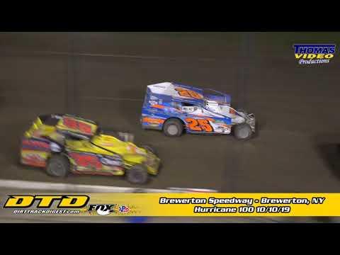 Brewerton Speedway Hurricane 100 Highlights