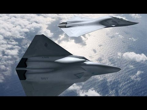 Stealth Jets and the Future of Air Combat