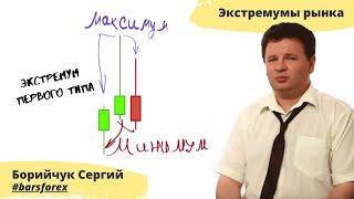 Обучение Форекс. Семестр 3. Урок 3. Экстремумы рынка