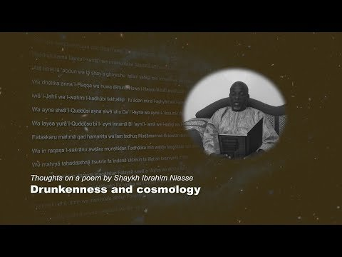 Drunkenness and cosmology in Sufi poetry