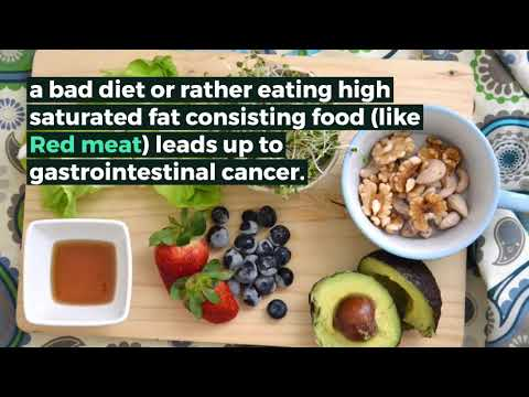 Dietary habits and the risk of Cancer