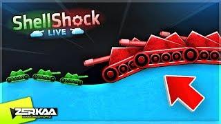 The TOUGHEST OPPONENTS we've BATTLED! (Shellshock Live)