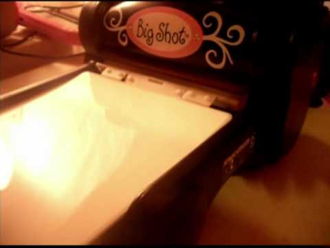 Embossing with Glitter