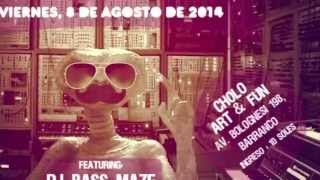 BITE ME! Sessions - DJ BASS MAZE - Fiesta Synthpop / Dance-Punk / Indie Rock / Electropop