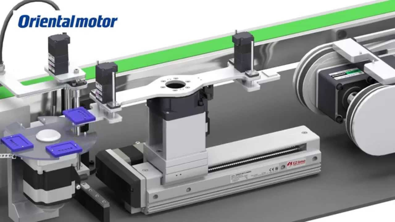 Electric Motor & Linear Actuator Video - Automation