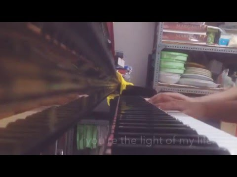 Sunshine Becomes You [short.ver] piano