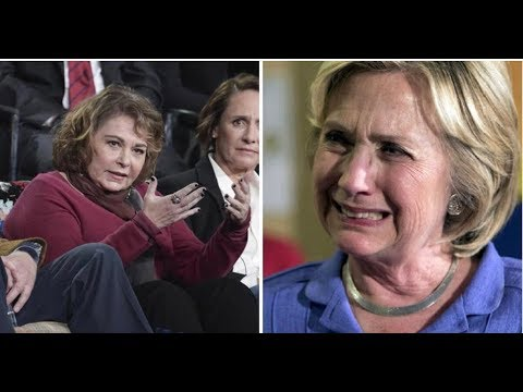 ROSEANNE BARR DECIDES TO FINALLY SHARE THE TRUTH ABOUT HILLARY CLINTON!
