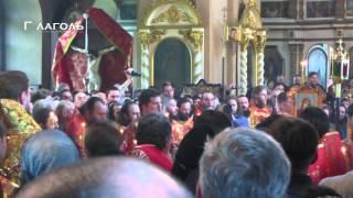 """Матушка Феодосия (Скопинская старица) - """"В последний путь"""" 17 мая 2014 г."""