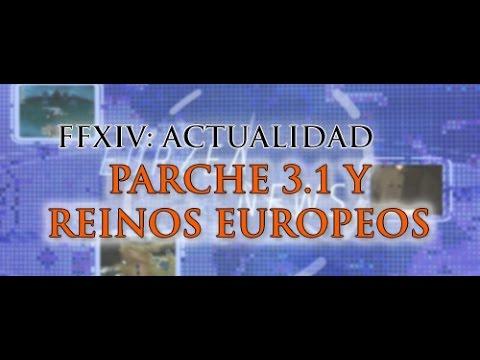 FFXIV: ACTUALIDAD.  LIVE LETTER (18 SEPTIEMBRE) Y REINOS EUROPEOS.