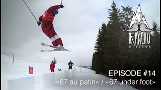 "Rancho EP#14 ""67 au patin"" / ""67 under foot"""