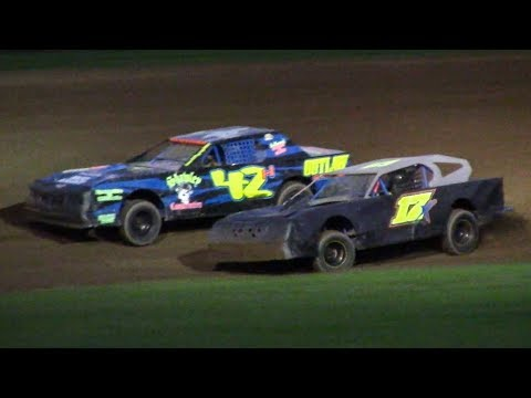Pure Stock Heat Two | McKean County Family Raceway | 9-28-18