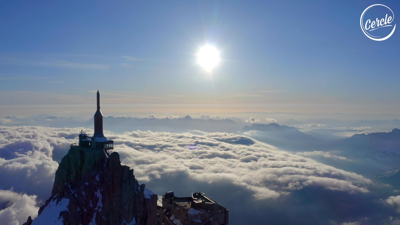 Download The Blaze live at Aiguille du Midi in Chamonix, France for Cercle