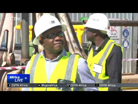 Mining industry players in South Africa hope commodity prices continue to rise