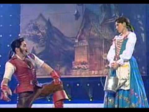 La Bella E La Bestia Il Musical Me Italian Version Youtube