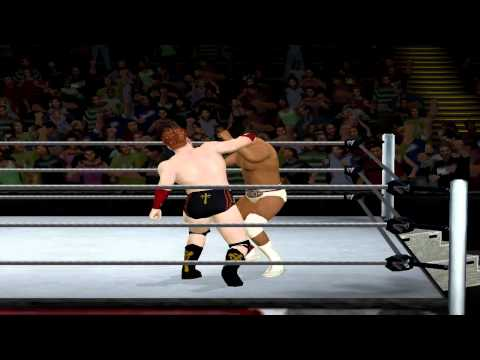 WWE 13 PC Sheamus Vs. Jinder Mahal On Raw