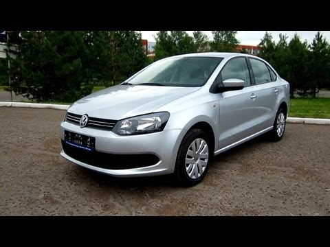 2012 Volkswagen Polo. Start Up, Engine, and In Depth Tour.