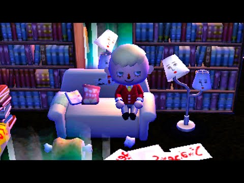 Animal Crossing HHD Journal - Welcome To Hell...