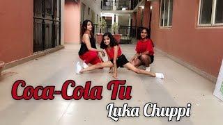 Coca Cola Tu : Luka Chuppi | Neha Kakkar , Tony Kakkar | Dance Choreography | Meghna Menon