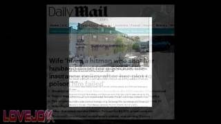 Woman Hires Hitman to Kill Her Husband to Get His Insurance Policy
