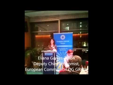 Eliana Garces-Tolon DG GROW on shared economy & competition