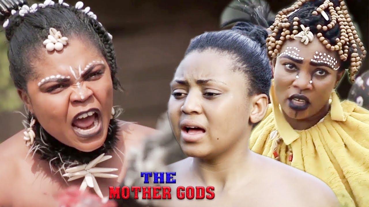 The Mother Gods Season 1 - New Movie| Regina Daniels| 2018 Latest Nigerian Nollywood Movie