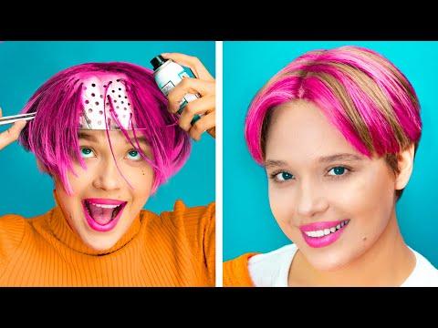 Supers Trucs Et Astuces Pour Les Cheveux / 14 Situations Capillaires Amusantes