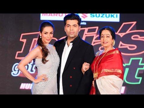 Show Launch of India's Got Talent With Karan Johar, Malaika Arora, Kirron Kher