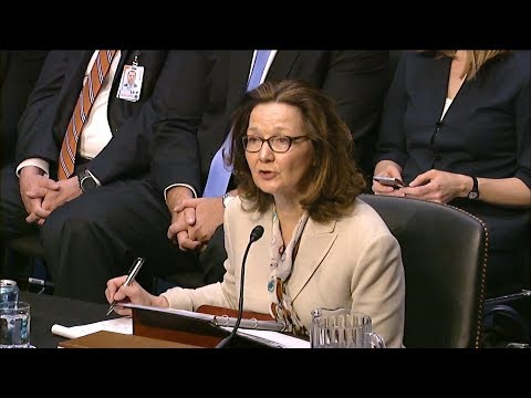 Key Democrats Back Gina Haspel's Confirmation as CIA Director, Despite Her Record on Torture