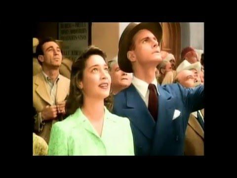 Casablanca (1942)  Scene,  colorized ,