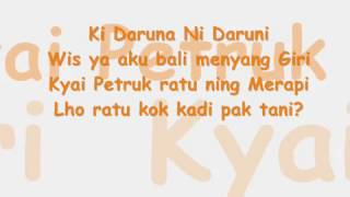 Download Video JAHANAM - Ngelmu Kyai Petruk (Lirik) MP3 3GP MP4
