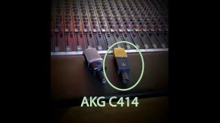 [Recording] Comparison test: AKG C214 vs AKG C414 XLII