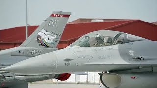 138th Fighter Wing Operational Readiness Exercise
