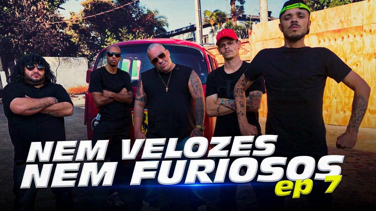 NEM VELOZES NEM FURIOSOS - É O THE ROCK - DONKEY13 - Episódio 7