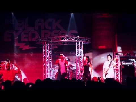 ELEPHUNK - The Black Eyed Peas Tribute - Showreel 2014