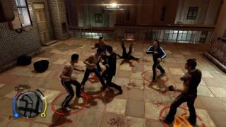Sleeping Dogs: Definitive Edition Martial Arts Fight Club Gameplay