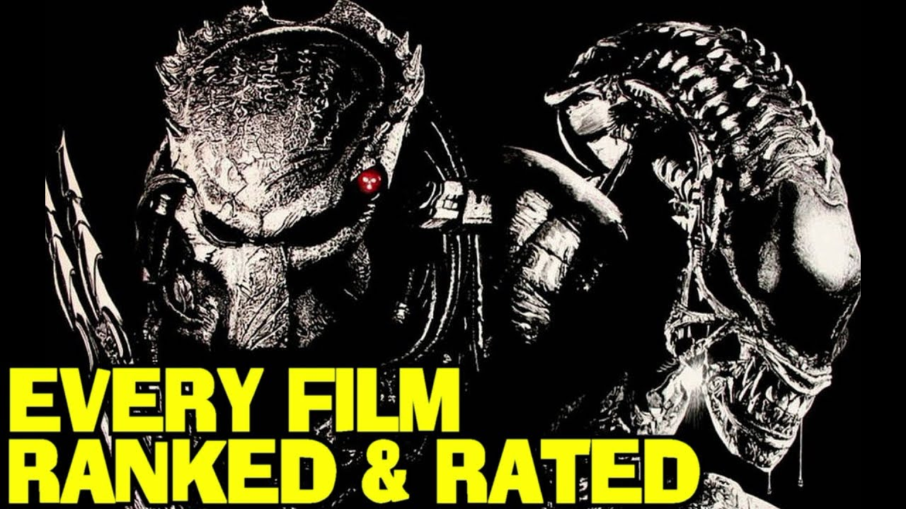 ALIEN & PREDATOR: Every film ranked, rated & reviewed!