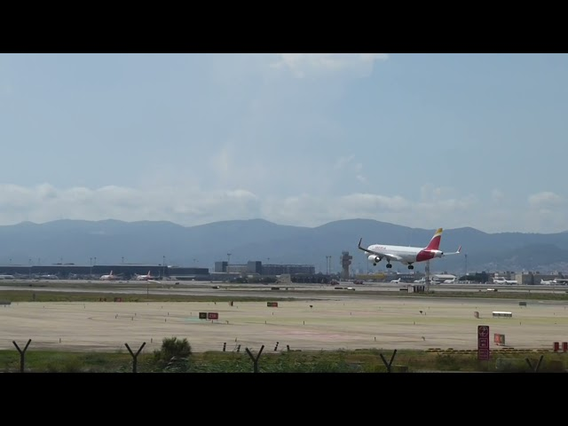 Unes encluses perfectes - Aeroport del Prat - Setembre 2021