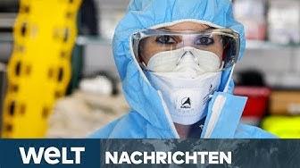 CORONA-STREAM-NEWS: So ist die aktuelle Covid-19-Lage in Deutschland
