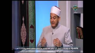 بالفيديو.. «عالم أزهري» يوضح الحكمة من تقديم «العطاء على الحساب» في القرآن الكريم