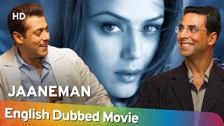 Jaan-E-Mann [2006] - HD Full Movie English Dubbed - Preity Zinta - Salman Khan - Akshay Kumar