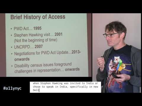 08 Michele Friedner and Jamie Osborne - Accessing the Black Box of Accessibility?